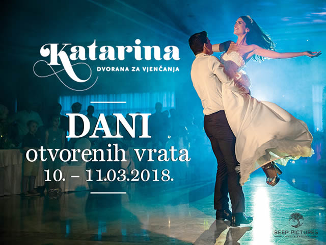 OPEN DAYS AT HOTEL KATARINA 2018.