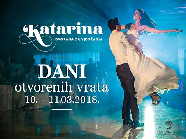 Dani otvorenih vrata u Hotelu Katarina 2018.